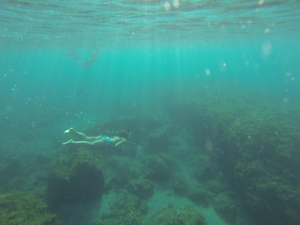 Snorkeling-Fajã-Grande