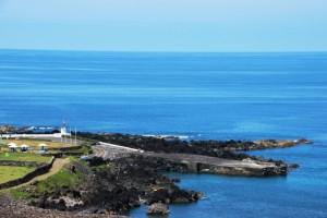 zona balnear - Fajã Grande - Ilha das Flores