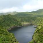 Lagoa Funda Ilha das Flores