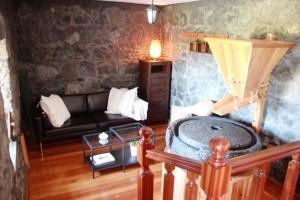 moinho da cascata- sala de estar